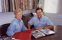Owner-partners Roseanne Rega and Robert Zank